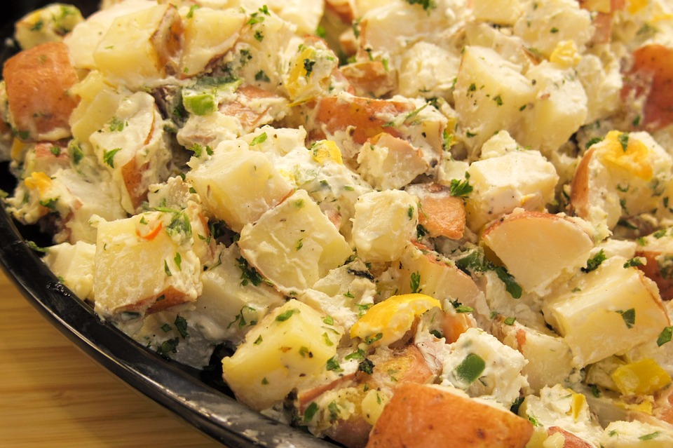 Listeria Causes Potato Salad Recall Food Poisoning Lawyers